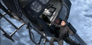 Tom Cruise Mission: Impossible - Fallout