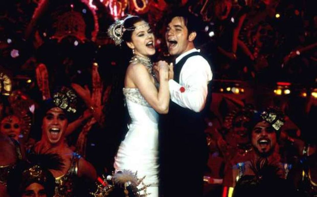moulin rouge - films to beat the January blues