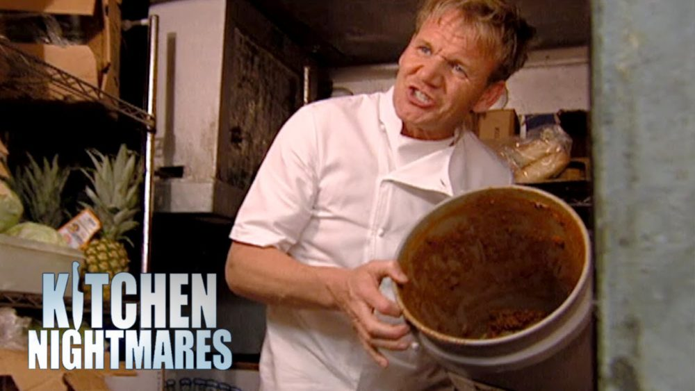 Watch kitchen nightmares us the best of gordon ramsay for Kitchen nightmares uk