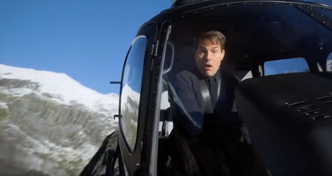 Tom Cruise - Mission: Impossible Fallout