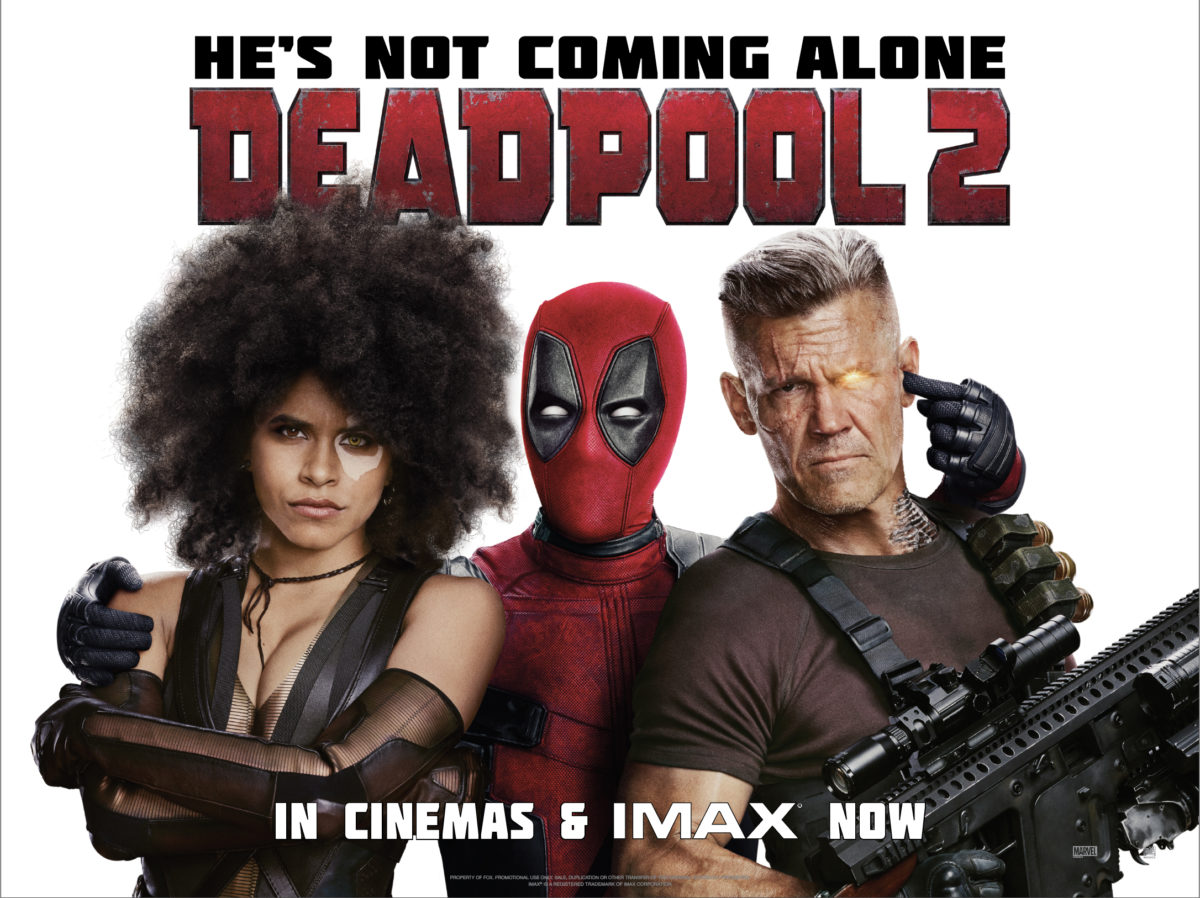 FTVN Competition: Win a Deadpool 2 bag of swag!