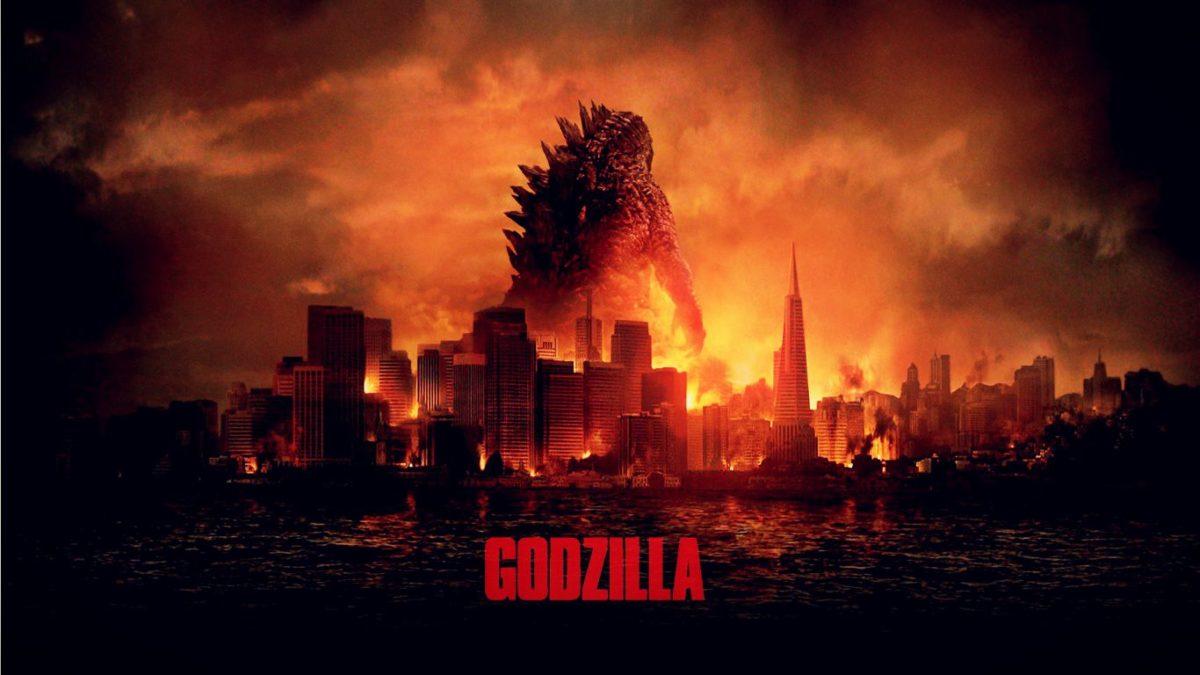 Godzilla The Film Review 2014