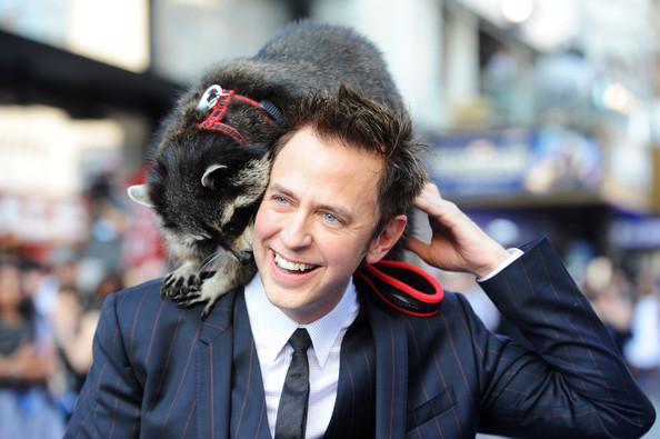 James Gunn Picture: Guardians Of The Galaxy 2? James Gunn Writing The Sequel