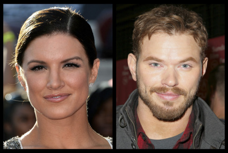Kellan Lutz And Gina Carano Join Bruce Willis In Extraction