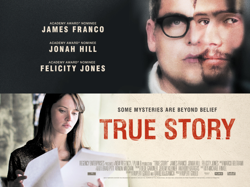 Image result for true story film