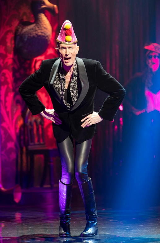 It's Just A Jump To The Left: The Rocky Horror Show Live ...