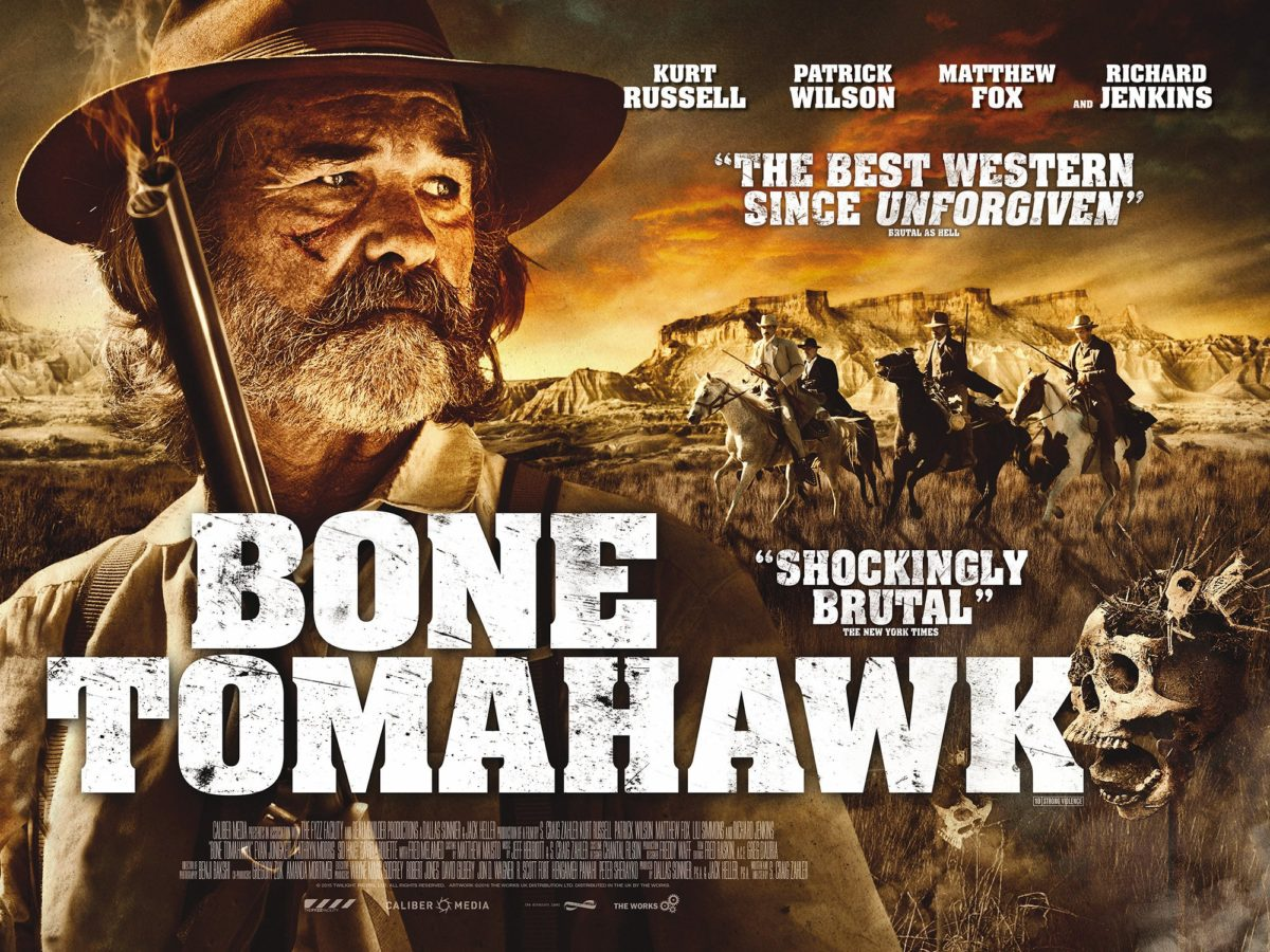 Bone Tomahawk Review: A Movie For Avid Western Lovers - Film and ...