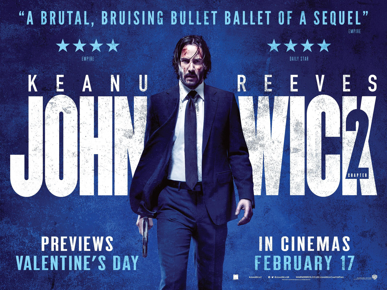 John Wick 2 Sky