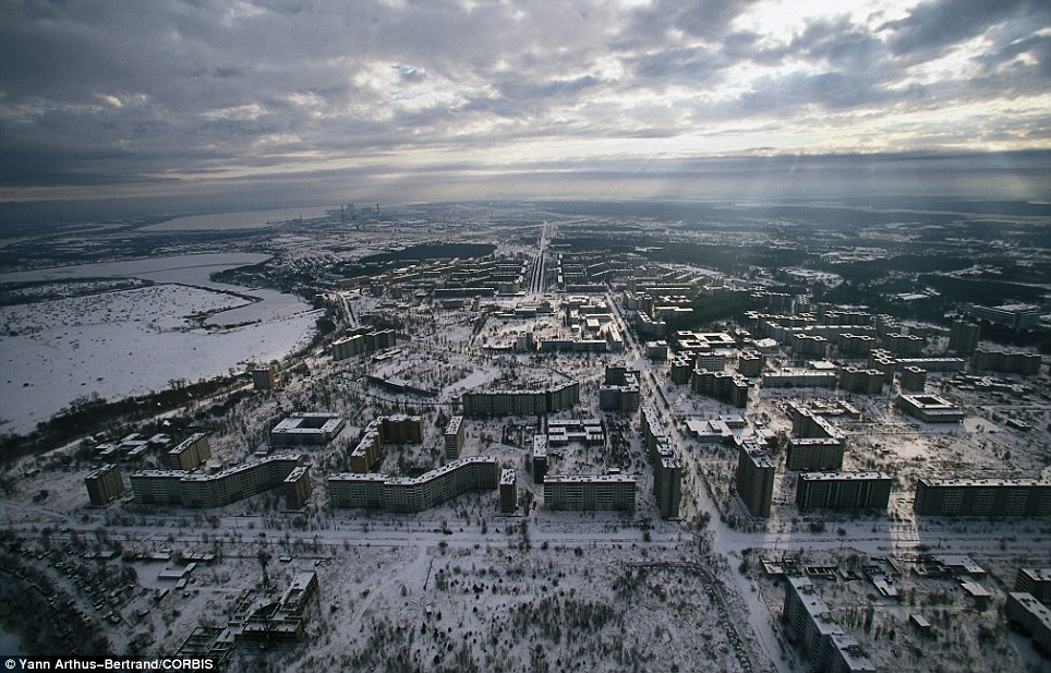 Sky Chernobyl