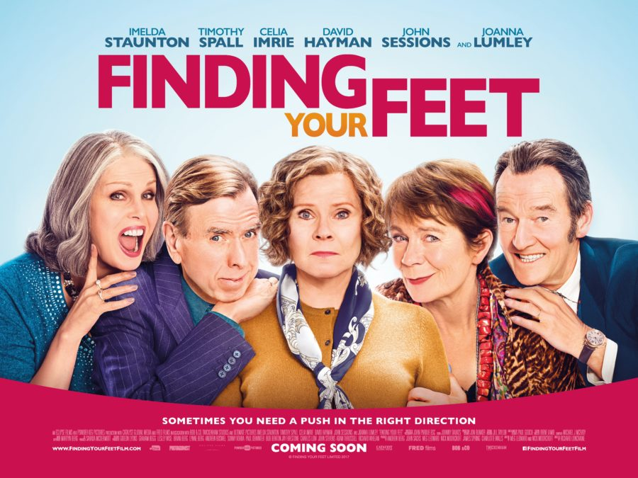 New Trailer And Poster For Finding Your Feet - Film and TV Now