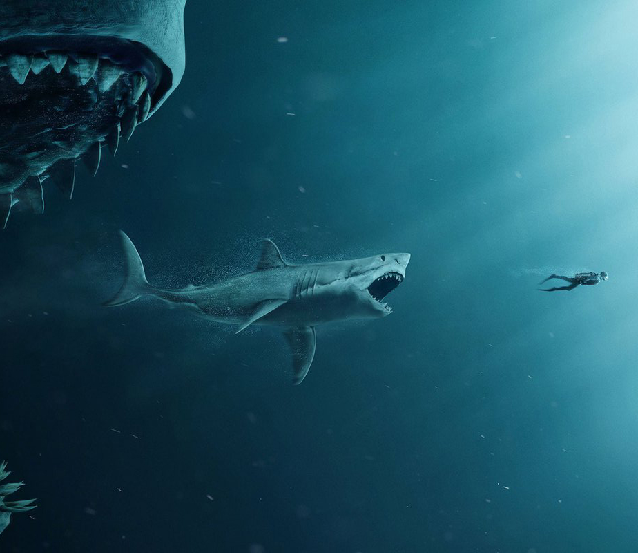 The Meg Review - Jason Statham doing what he does best