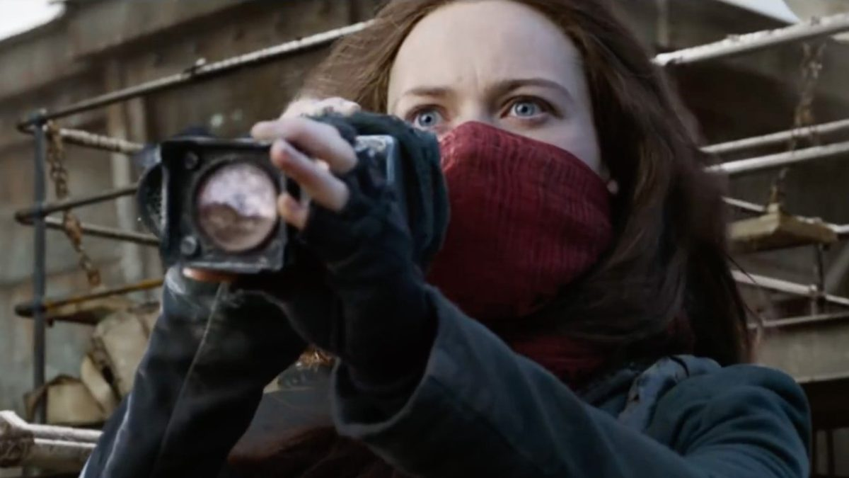 Mortal Engines gets a new trailer - & a sprinkle of Peter