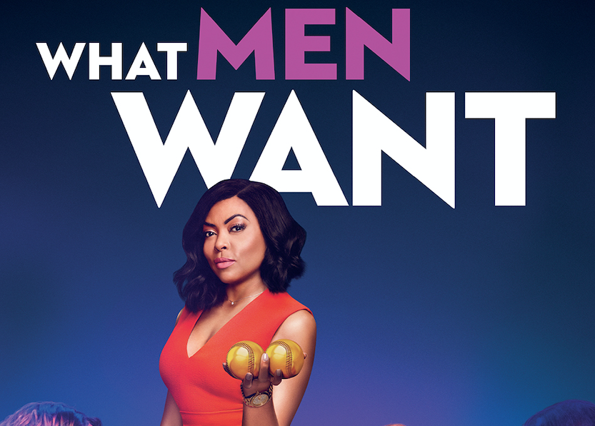 What Men Want Picture: What Men Want: A New TV Spot & Poster Have Arrived