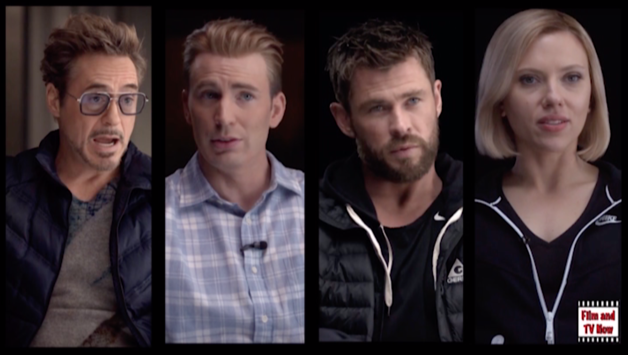 Avengers Endgame Surviving Cast Members Discuss Their Characters