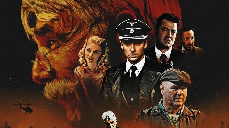 the man who killed hitler and then the bigfoot dvd