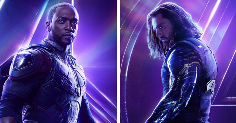 Falcon And The Winter Soldier Seires Coming To Disney+