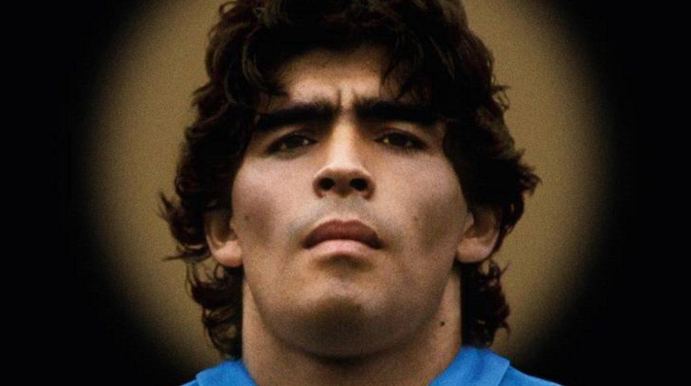 Brand New Trailer & Poster Drop for Diego Maradona Documentary