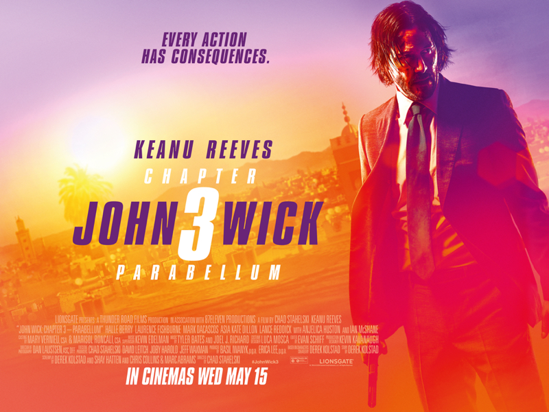FTVN Competition: Win John Wick: Chapter 3 - Parabellum ...