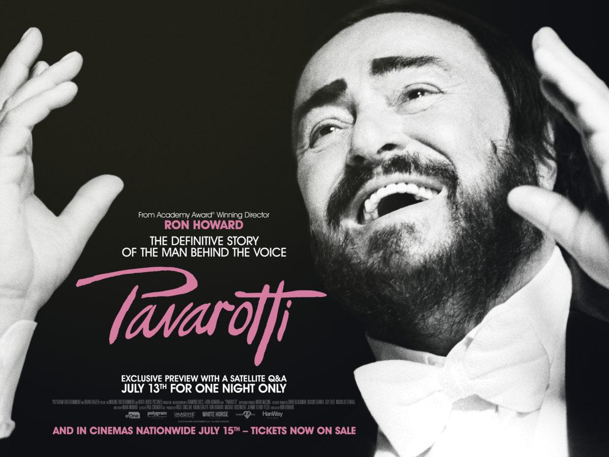 Pavarotti Film