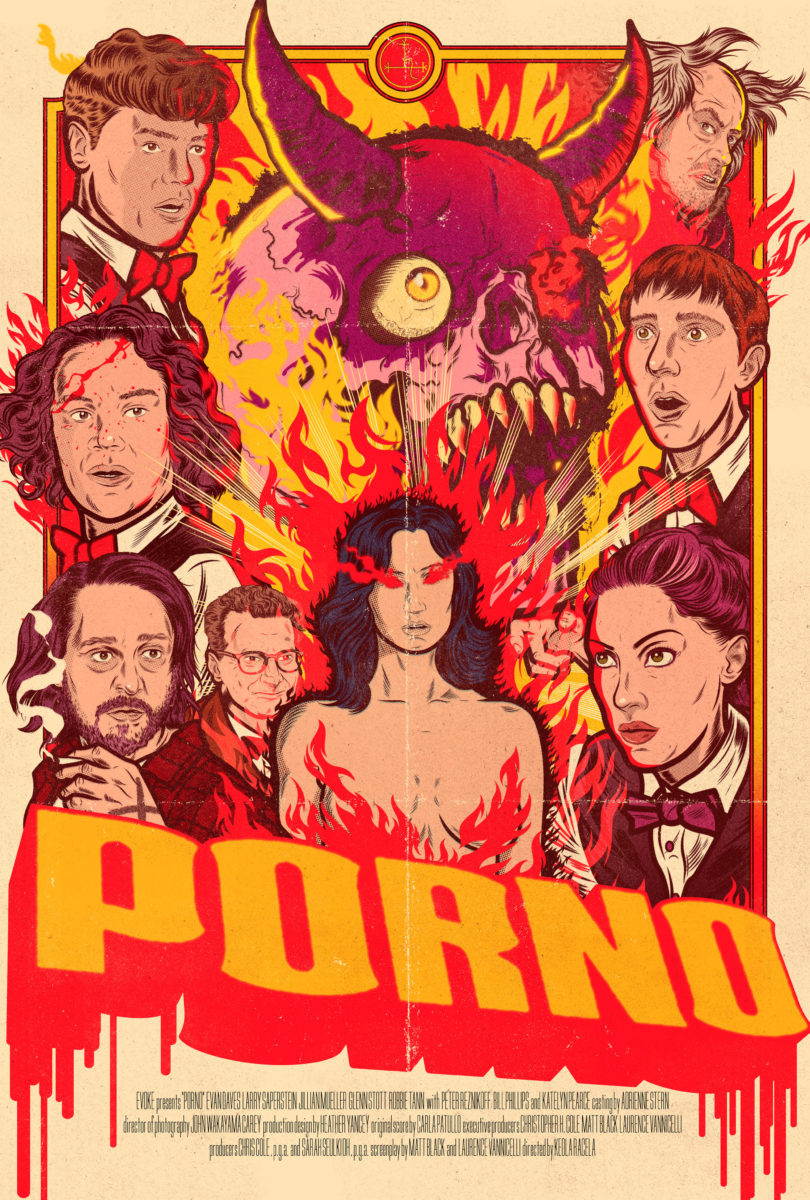 Frightfest 2019 Review: PORNO - Film and TV Now
