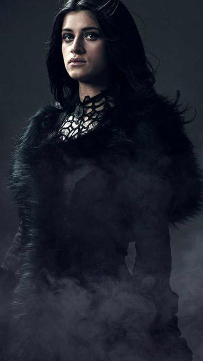 Yennefer Witcher Netflix