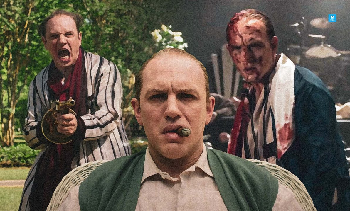 Capone: Tom Hardy Is Notorious Gangster Al Capone In New Poster