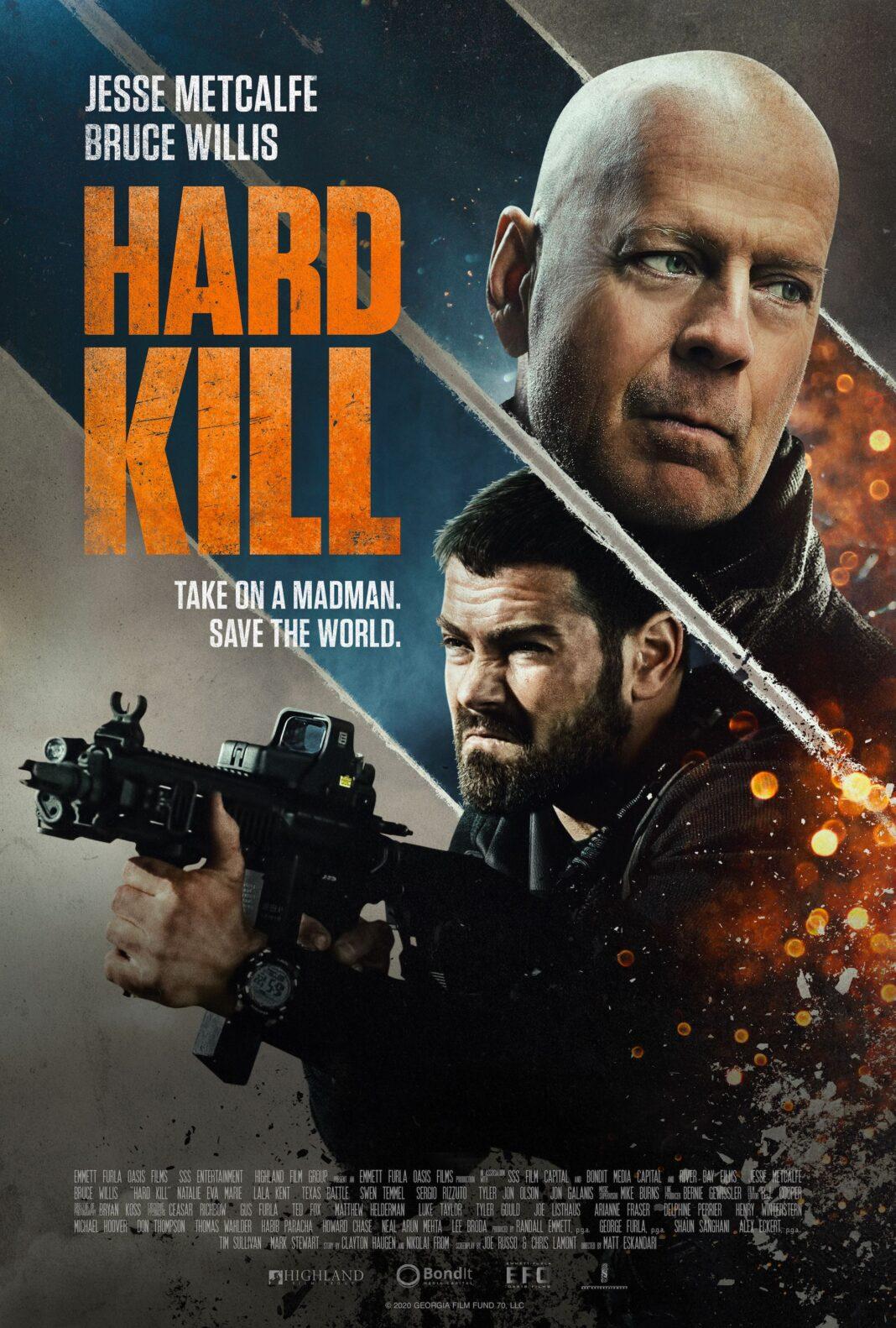 Hard Power Film