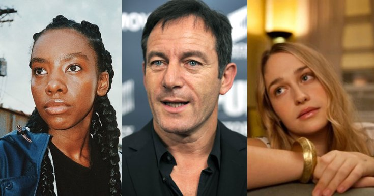 Jemima Kirke, Jason Isaacs & Dua Saleh join Sex Education Season 3
