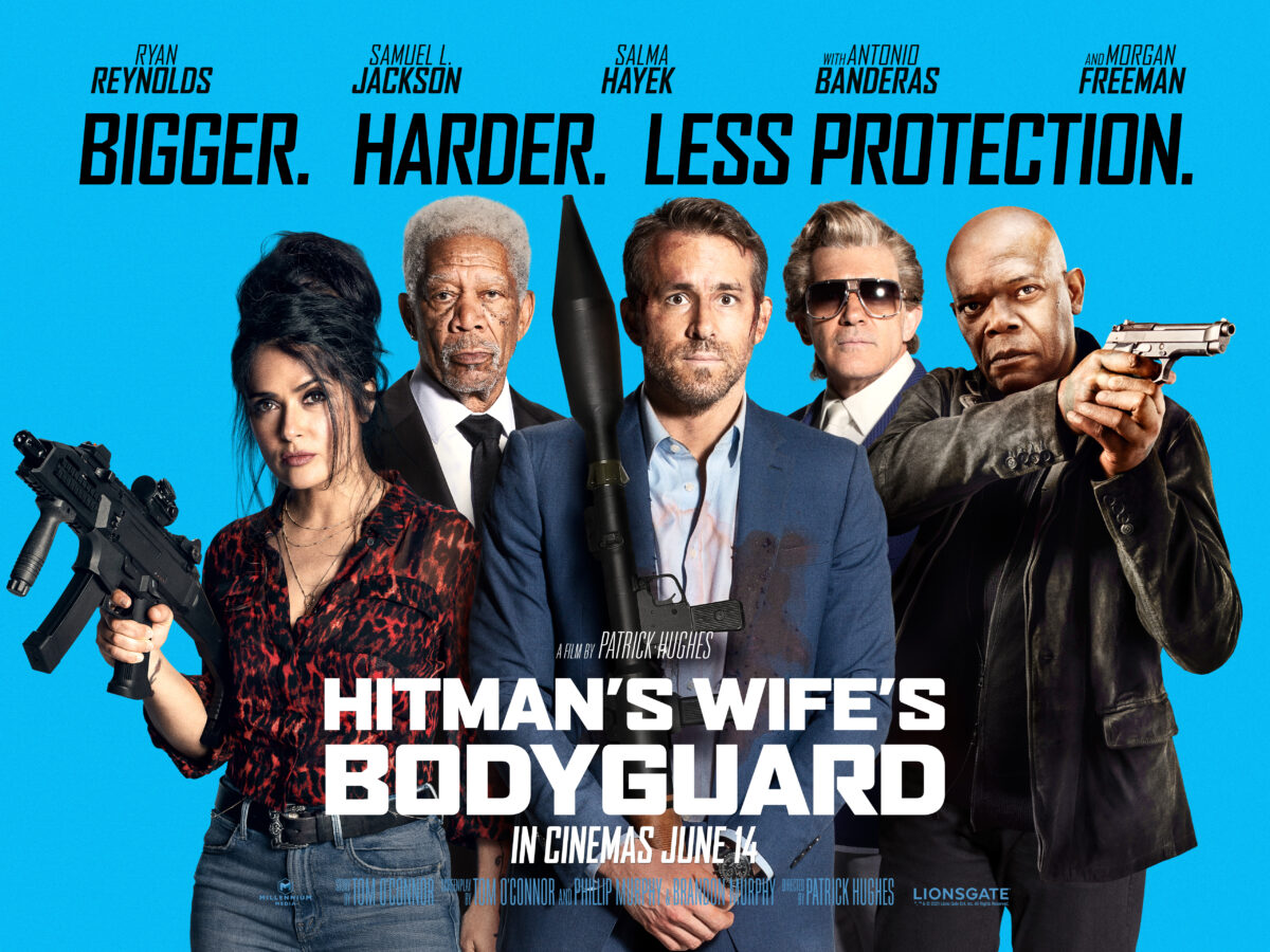 The Hitman's Wife's Bodyguard Has A New UK Release Date